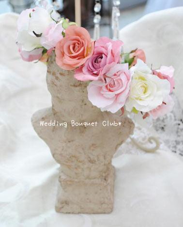 バラの花冠
