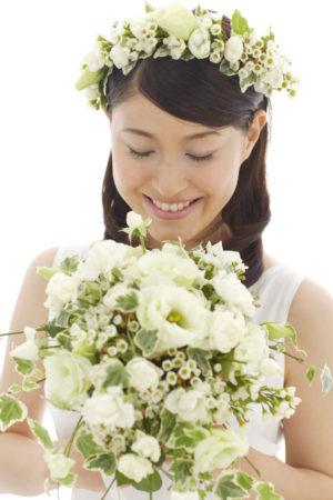 花嫁の花冠