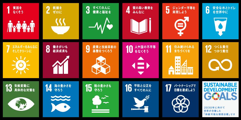 SDGs17個