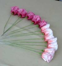 ワイヤリングのバラ