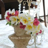 プリメリアの花冠