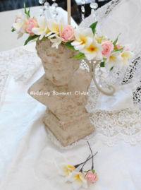 プルメリアの花冠