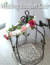 ミニバラの花冠
